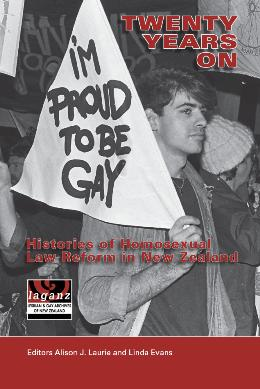 Cover of Twenty Years On: Histories of Homosexual Law Reform